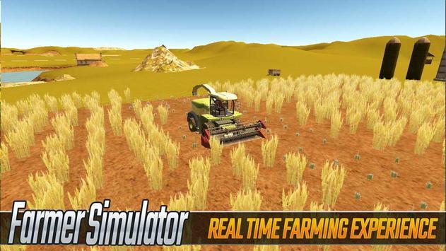 Farmer Simulator 3D screenshot 4