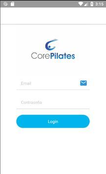 Core Pilates poster