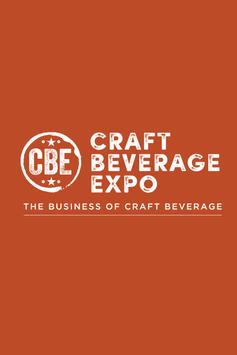 Craft Beverage Expo poster