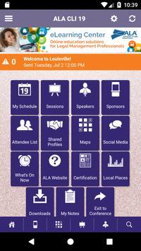 ALA Events screenshot 1