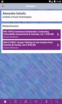 IFT's Annual Event & Food Expo screenshot 3