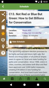 Land Trust Alliance Events screenshot 2