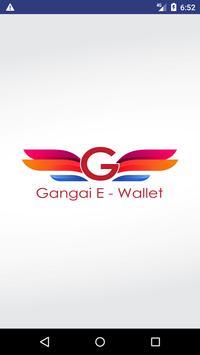 Gangai E - Wallet poster