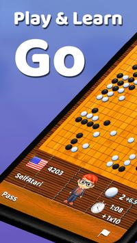 Go - Learn & Play - Baduk Pop (Tsumego/Weiqi Game) poster