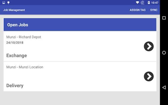 CoreRFID Augean - Development screenshot 3