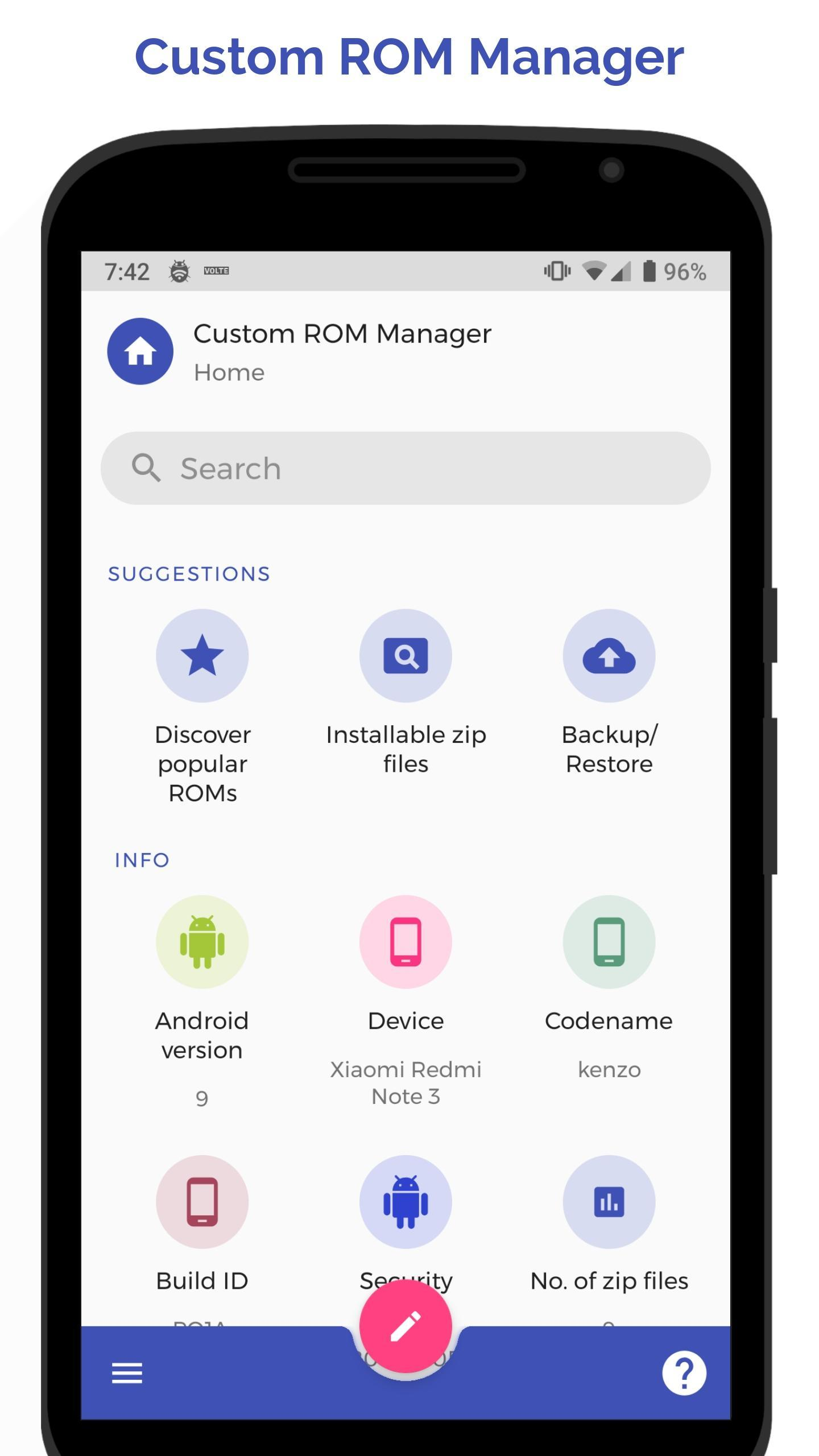 ROOT] Custom ROM Manager for Android - APK Download