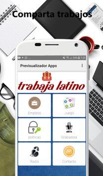 Trabaja latino screenshot 1