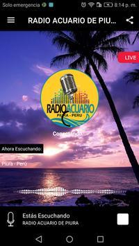 RADIO ACUARIO DE PIURA poster