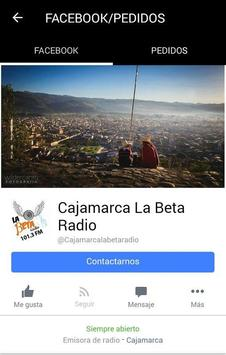 LABET RADIO  DE CAJAMARCA 截图 4