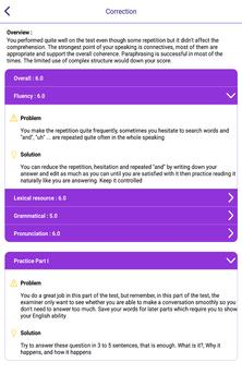 ICORRECT: Take IELTS Speaking Test Online Screenshot 12