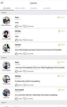 ICORRECT: Take IELTS Speaking Test Online Screenshot 16