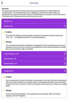 ICORRECT: Take IELTS Speaking Test Online Screenshot 20