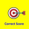 correct score football prediction icône