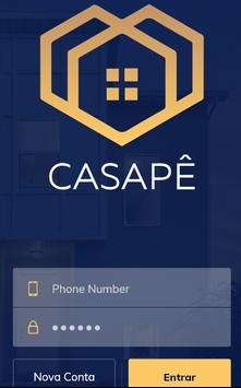 Casapê - Corretor screenshot 1