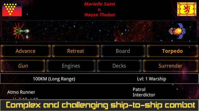 Star Traders RPG 海报