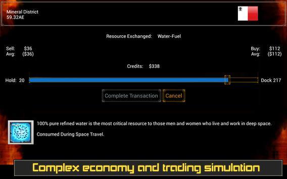 Star Traders RPG 截图 14