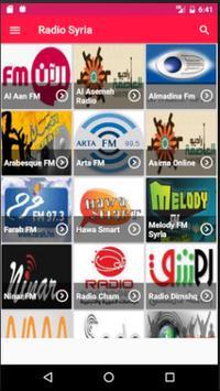 Radio Syria poster