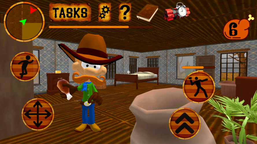 Cowboy Neighbor Redemption Apk 1 4 Download For Android Download - roblox robbing our neighbors house