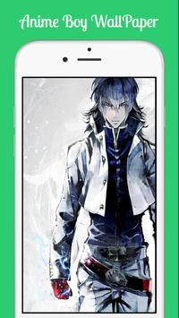 Anime Boy Wallpaper screenshot 5