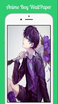 Anime Boy Wallpaper screenshot 7