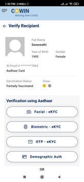 Co-WIN Vaccinator App स्क्रीनशॉट 6