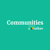 Communities by Cotalker icon
