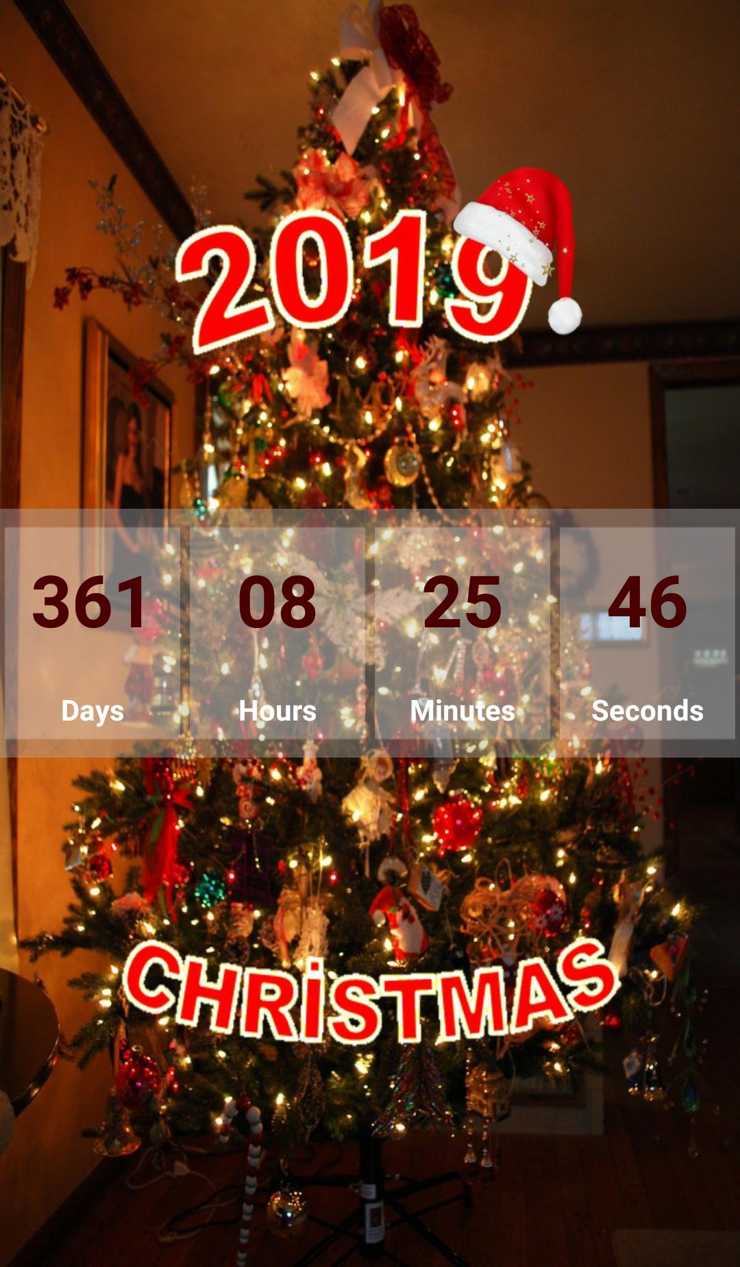 Christmas Countdown 2019.Christmas Countdown 2020 For Android Apk Download