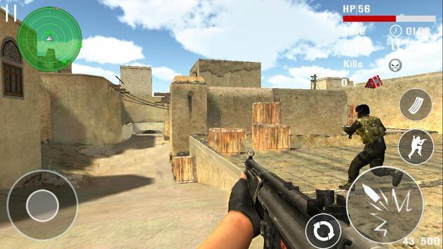 Counter Terrorist Shoot capture d'écran 3