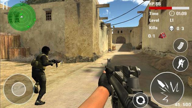 Counter Terrorist Shoot capture d'écran 16