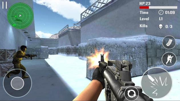 Counter Terrorist Shoot capture d'écran 2