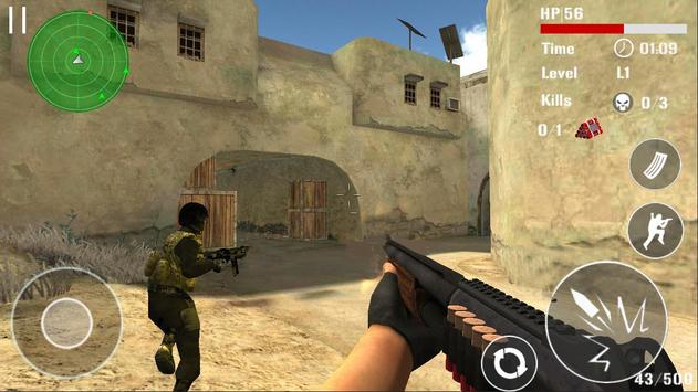 Counter Terrorist Shoot capture d'écran 7