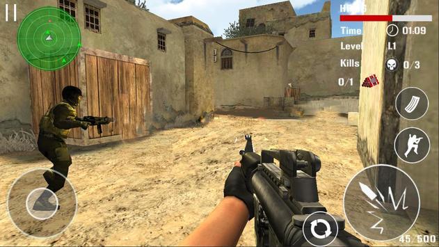Counter Terrorist Shoot capture d'écran 4