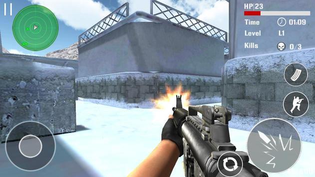 Counter Terrorist Shoot capture d'écran 5