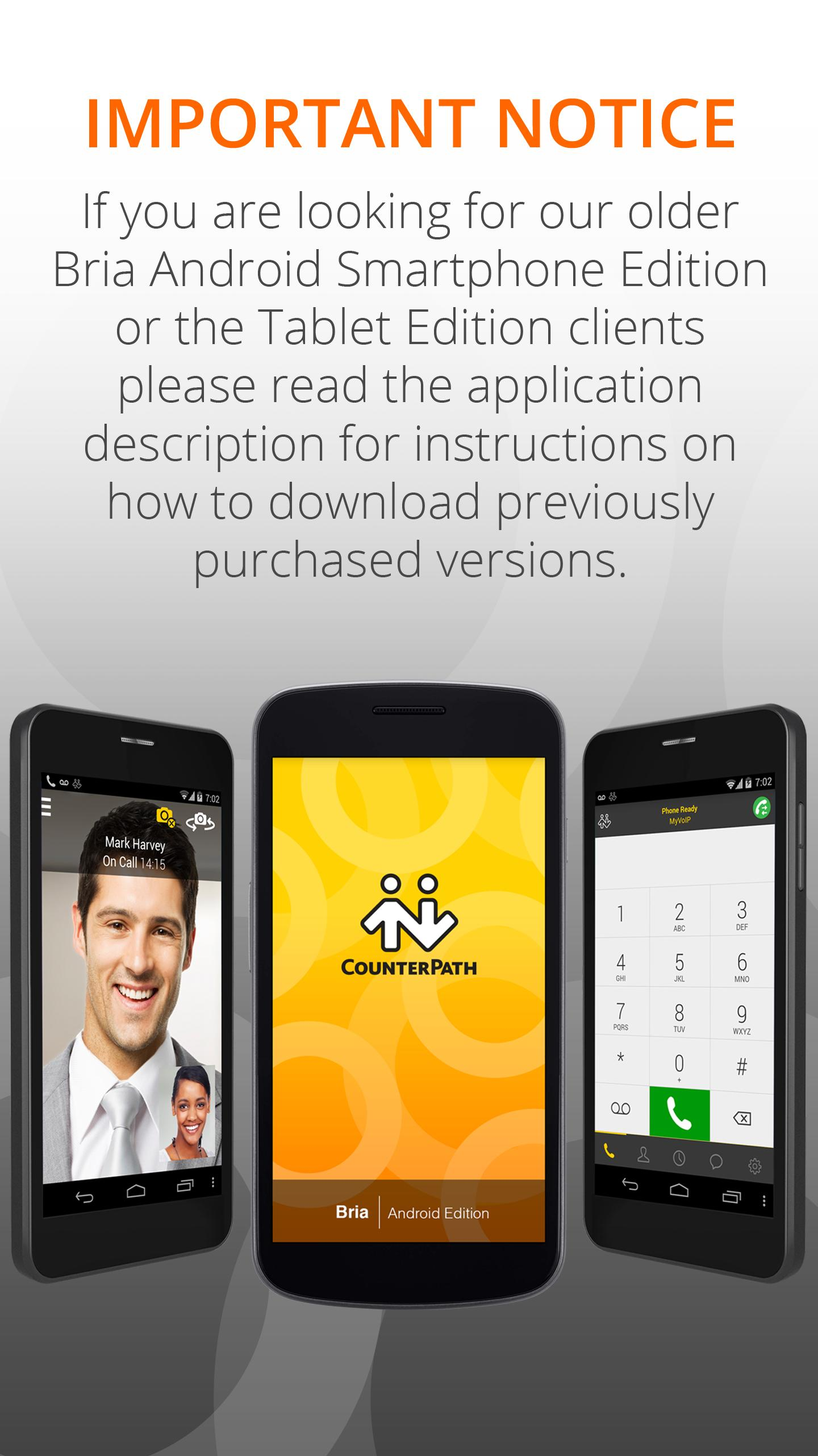 Bria Mobile for Android - APK Download