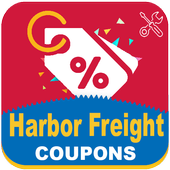 Coupons for Harbor Freight Tools - Hot Discount icon