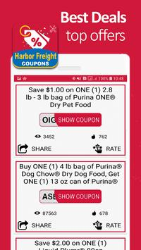 Coupons for Harbor Freight Tools - Hot Discount screenshot 7