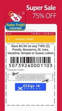 Coupons for Harbor Freight Tools - Hot Discount screenshot 2