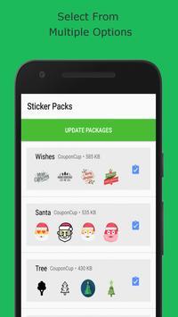 New Year Sticker 2019 - WAStickerApps screenshot 1