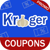 Digital Coupons for Kroger - Smart Coupons🔥 icon