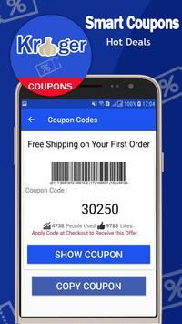 Digital Coupons for Kroger - Smart Coupons🔥 poster