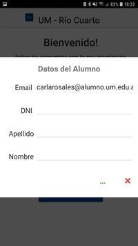 UM Río Cuarto screenshot 2