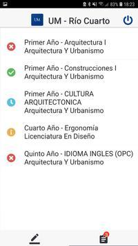 UM Río Cuarto screenshot 4