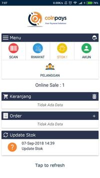 coinpays kiosk screenshot 1