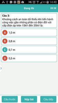 Trắc Nghiệm An Toàn Điện screenshot 3