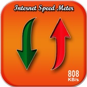 Internet Speed Meter Pro! icon