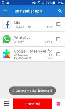 Uninstall Apps screenshot 6