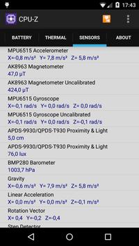 CPU-Z ảnh chụp màn hình 5
