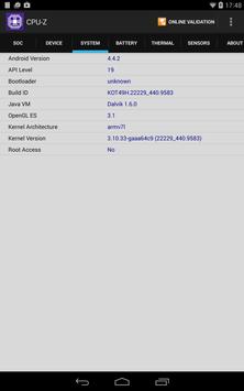 CPU-Z ảnh chụp màn hình 13