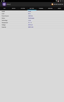 CPU-Z ảnh chụp màn hình 10