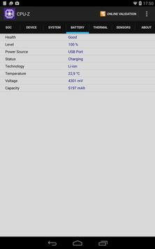 CPU-Z ảnh chụp màn hình 14